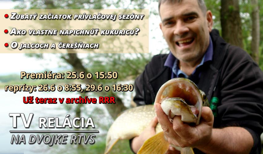 Slide relacia TV