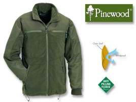 Pinewood Colorado Fleece bunda